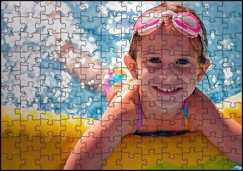 Karton puzzle 252 darabos
